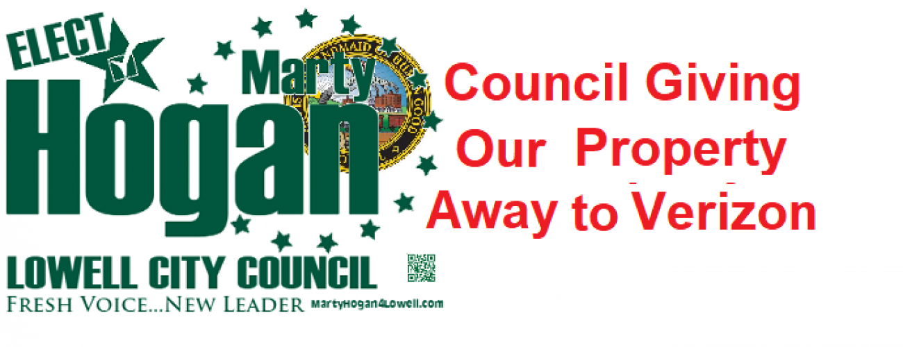Council Giving Our Property Away